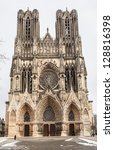 Cathedral Of Notre Dame  Reims...