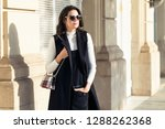 shot of stylish young woman...   Shutterstock . vector #1288262368
