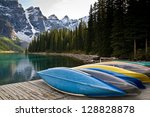 Color In The Canadian Rockies