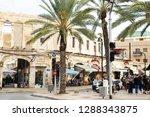 tell aviv  israel   december 23 ... | Shutterstock . vector #1288343875
