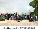 tel aviv  jaffa  israel  ... | Shutterstock . vector #1288344478
