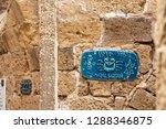 tel aviv  old jaffa  israel  ... | Shutterstock . vector #1288346875