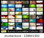 abstract professional and... | Shutterstock .eps vector #128841502