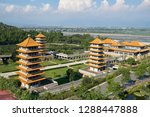 fo guang shan temple and buddha ... | Shutterstock . vector #1288447888
