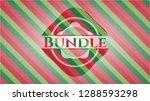 bundle christmas style badge.. | Shutterstock .eps vector #1288593298