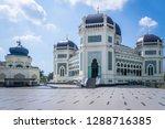 medan  indonesia   january 2018 ... | Shutterstock . vector #1288716385
