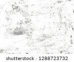 distressed overlay texture of... | Shutterstock .eps vector #1288723732