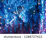bright shiny rugged texture of... | Shutterstock . vector #1288727422