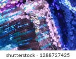 bright shiny rugged texture of... | Shutterstock . vector #1288727425