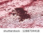 bright shiny rugged texture of... | Shutterstock . vector #1288734418