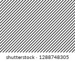 black and white lines pattern...   Shutterstock . vector #1288748305
