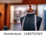mannequin  textile  fashion | Shutterstock . vector #1288752565