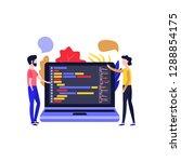 application development...