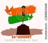 illustration of indian...   Shutterstock .eps vector #1288865668