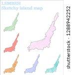 lembeh sketchy island....   Shutterstock .eps vector #1288942252