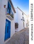 altea white village in alicante ... | Shutterstock . vector #1288956118