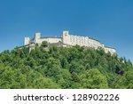 hohensalzburg castle  festung...   Shutterstock . vector #128902226
