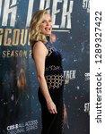 new york jan 17  actress... | Shutterstock . vector #1289327422