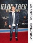 new york jan 17  composer jeff... | Shutterstock . vector #1289327425