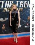 new york jan 17  actress... | Shutterstock . vector #1289327428