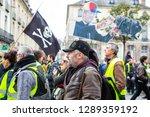 rennes  bretagne   france  ... | Shutterstock . vector #1289359192