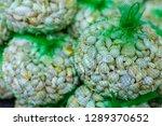 thai garlic garnish   Shutterstock . vector #1289370652