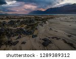 coast of lanzarote canary... | Shutterstock . vector #1289389312