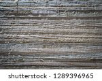Close Up Of Thin Strips Of Wood ...