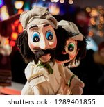 Cook Marionette Doll