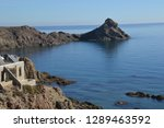 corners of the coast of  cabo... | Shutterstock . vector #1289463592