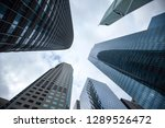 highrises in san francisco's... | Shutterstock . vector #1289526472