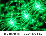 3d abstract fractal background. ...   Shutterstock . vector #1289571562