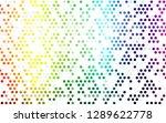 light multicolor  rainbow... | Shutterstock .eps vector #1289622778