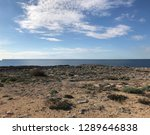 this is the coast and the... | Shutterstock . vector #1289646838