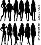 fashion silhouette