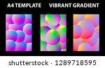 vector eps 10 illustration...   Shutterstock .eps vector #1289718595