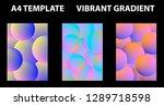 vector eps 10 illustration...   Shutterstock .eps vector #1289718598
