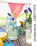 lemonade | Shutterstock . vector #128977472