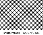 abstract seamless black and...   Shutterstock . vector #1289790538