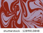 mixture of liquid marble...   Shutterstock .eps vector #1289813848