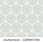 seamless background  eastern... | Shutterstock .eps vector #1289847358