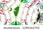 colorful abstract pattern for... | Shutterstock . vector #1290162742