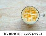 caramel macchiato coffee   Shutterstock . vector #1290170875