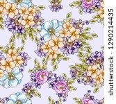 abstract elegance seamless... | Shutterstock . vector #1290214435