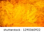abstract yellow watercolor... | Shutterstock . vector #1290360922