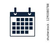 calendar vector icon  eps 10