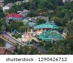 Top View Of Wat Chong Klang ...