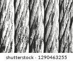 distressed overlay texture of... | Shutterstock .eps vector #1290463255