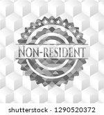 non resident retro style grey... | Shutterstock .eps vector #1290520372