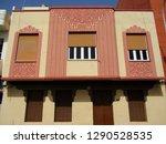 revival windows. city of... | Shutterstock . vector #1290528535